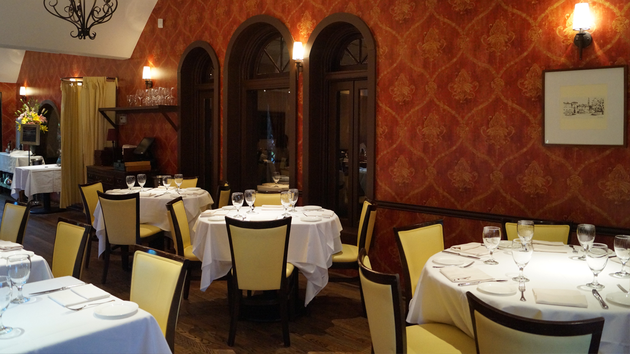 Da Marco Italian Restaurant Houston Texas